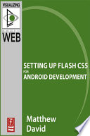 Flash Mobile  Setting up Flash CS5 for Android Development