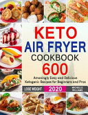 Keto Air Fryer Cookbook