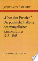 """""""Über den Parteien"""""""