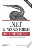 NET Windows Forms in a Nutshell