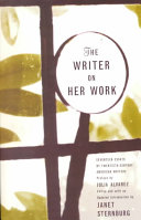 The Writer on Her Work