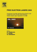 download ebook free electron lasers 2003 pdf epub