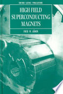 High Field Superconducting Magnets