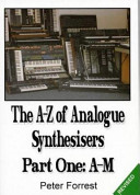 The A Z of Analogue Synthesisers  A M