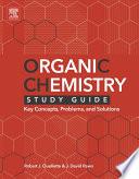 Organic Chemistry Study Guide