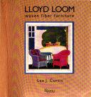 Lloyd loom woven fiber furniture
