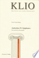 Antiochos IV. Epiphanes