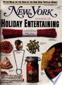 New York Magazine : as an insert of the...