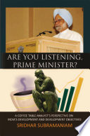 Are You Listening  Prime Minister