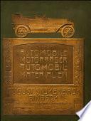 Stukenbrok   Automobile  Motorr  der  Automobil Materialien  um 1910