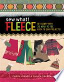 Sew What  Fleece