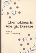 Chemokines in Allergic Disease