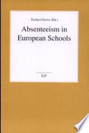Absenteeism in European Schools