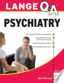 Lange Q A Psychiatry  10th Edition