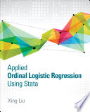 Applied Ordinal Logistic Regression Using Stata