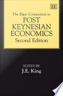 The Elgar Companion To Post Keynesian Economics book