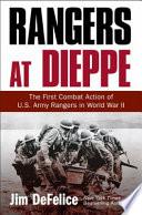 Rangers at Dieppe
