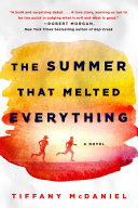 The Summer That Melted Everything Book