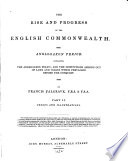 The Rise and Progress of the English Commonwealth