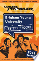 Brigham Young University 2012