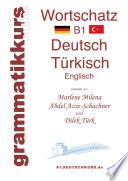 W  rterbuch Deutsch   T  rkisch   Englisch Niveau B1