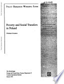 Poverty and Social Transfers in Poland