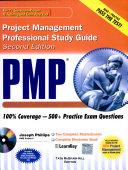 Pmp Study Guide 2E W Cd