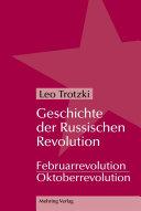 Geschichte der Russischen Revolution