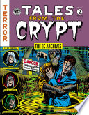 The Ec Archives Tales From The Crypt