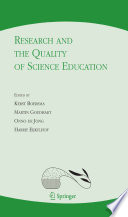 Research and the Quality of Science Education