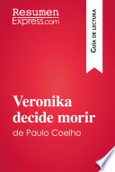 Veronika decide morir de Paulo Coelho