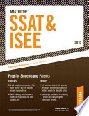 Master The SSAT    ISEE