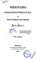 Dizionario Geografico Storico Civile