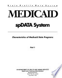 Medicaid SpDATA System