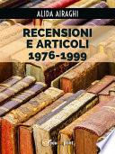 Recensioni e articoli 1976 1999