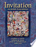 Invitation Au Monde Francophone