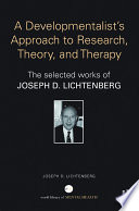 Selected Papers Of Joseph Lichtenberg