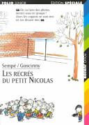 illustration Les récrés du petit Nicolas