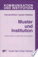 Muster und Institution