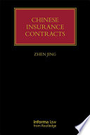 Chinese Insurance Contracts