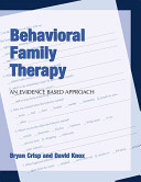 Behavioral Family Therapy Spouses In Therapy Want Positive Change For