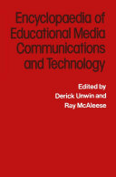 The Encyclopaedia of Educational Media Communications & Technology