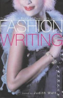 The Penguin Book of Twentieth-century Fashion Writing
