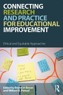download ebook connecting research and practice for educational improvement pdf epub