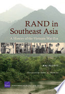 RAND in Southeast Asia Counterinsurgency In Vietnam Laos And Thailand During The