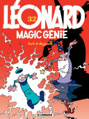 illustration Léonard - tome 32 - Magic Génie