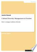 Cultural Diversity Management in Tourism