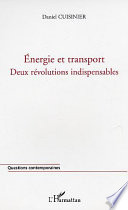 illustration Energie et transport