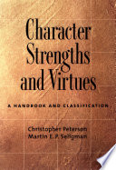 Character Strengths and Virtues Book PDF
