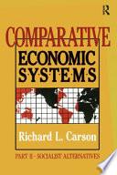 Comparative Economic Systems book